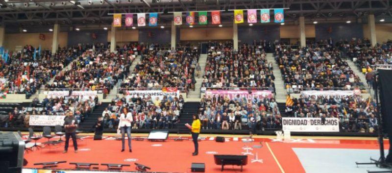 Asamblea Confederal de UGT de 2018, celebrada en Zaragoza