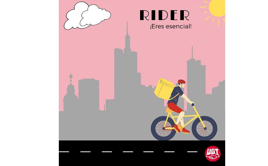 Guía riders