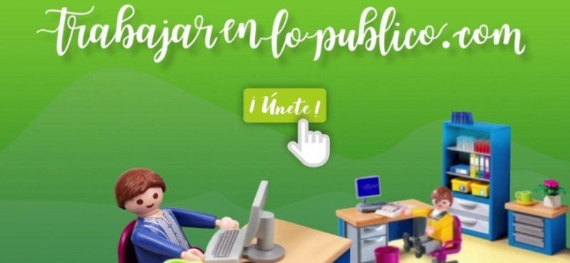 Toda la información del empleo público se incluirá en la nueva web de UGT